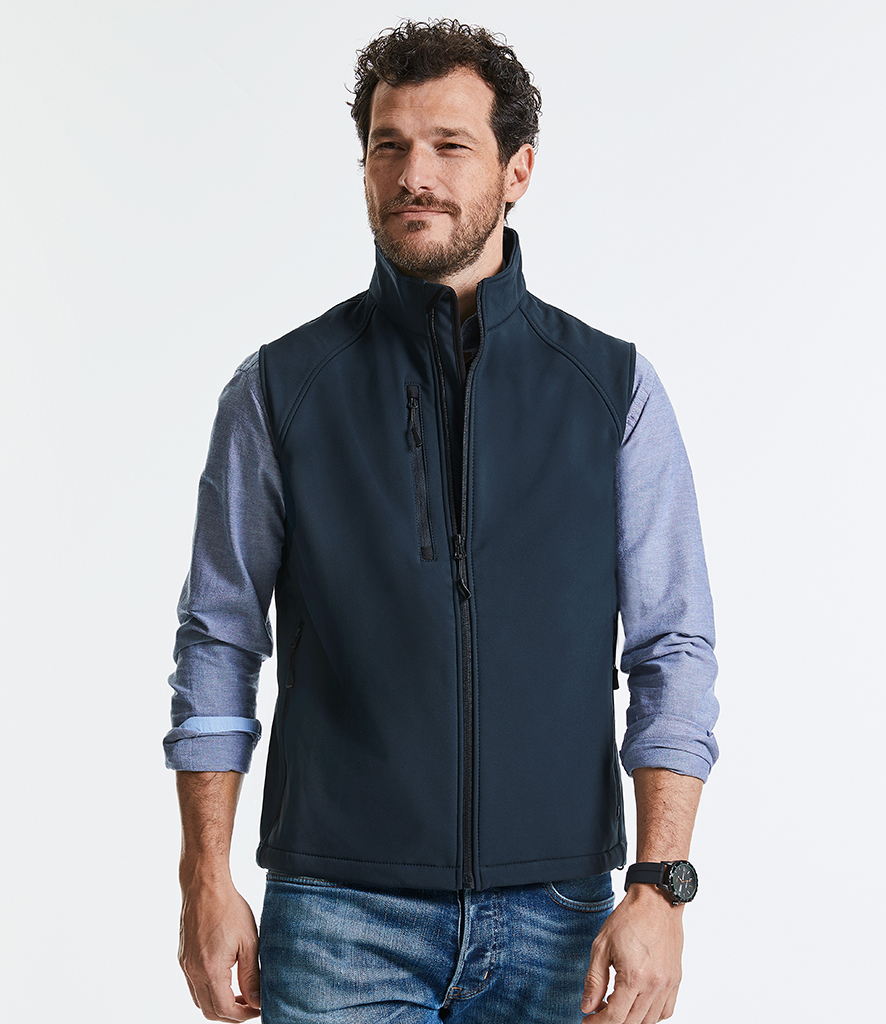 Russell Soft Shell Gilet