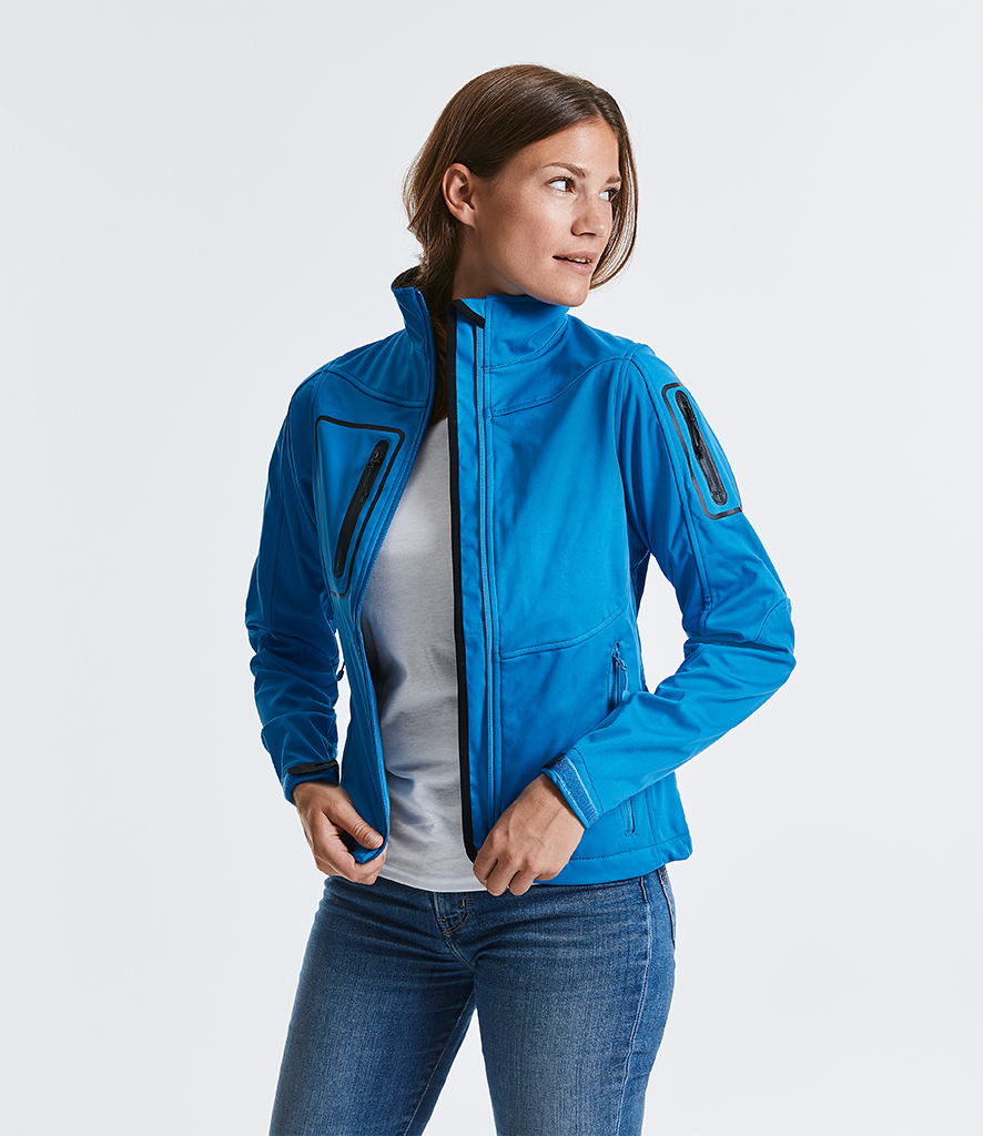 Russell Ladies Sports Shell 5000 Jacket