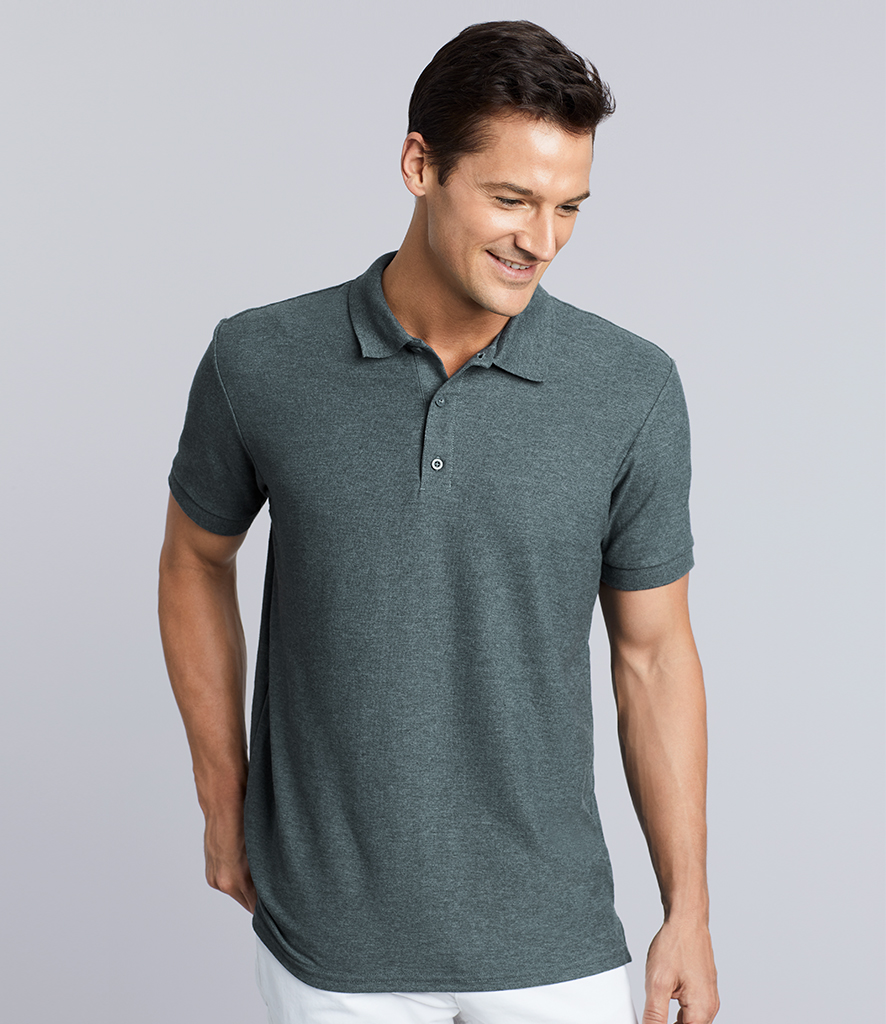 Gildan Premium Cotton® Double Piqué Polo Shirt