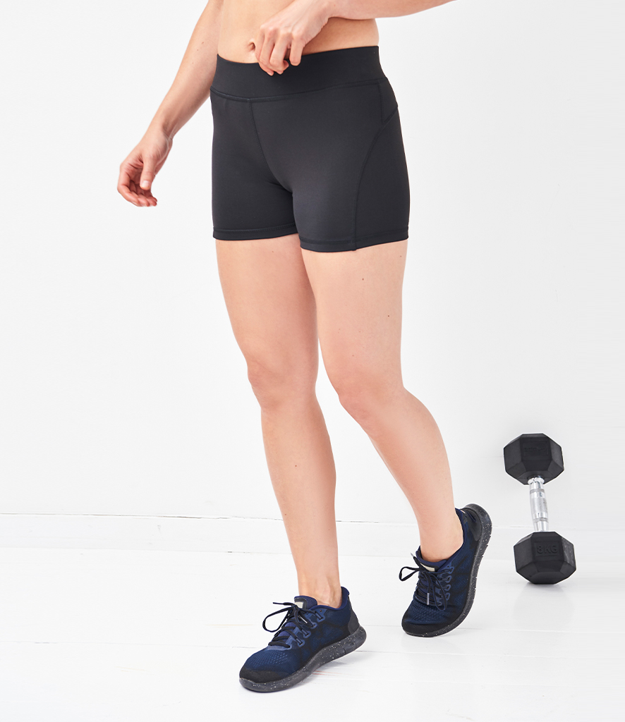 AWDis Just Cool Girlie Training Shorts