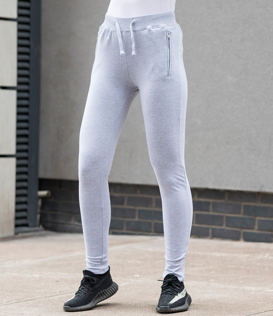 AWDis Girlie Tapered Track Pants
