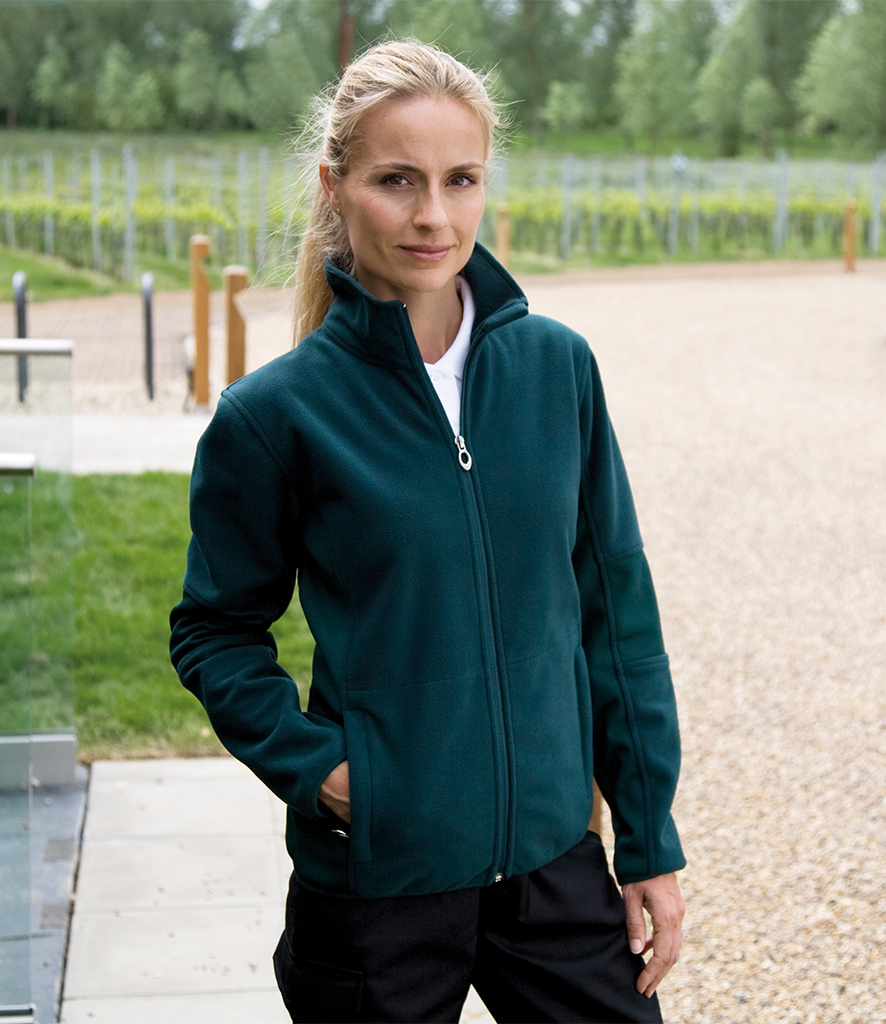 Result Ladies Osaka TECH Performance Fleece/Soft Shell Jacket