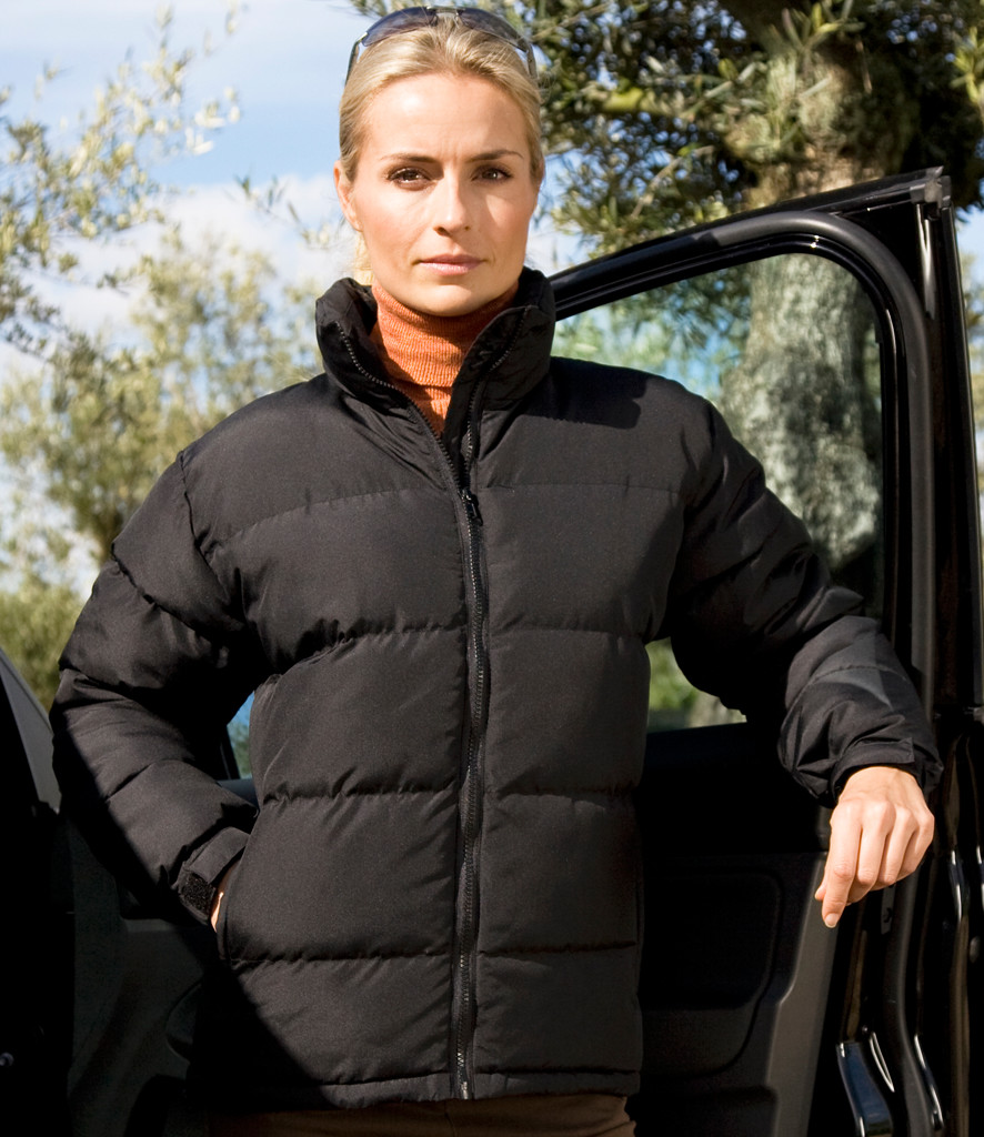 Result Urban Ladies Holkham Down Feel Jacket