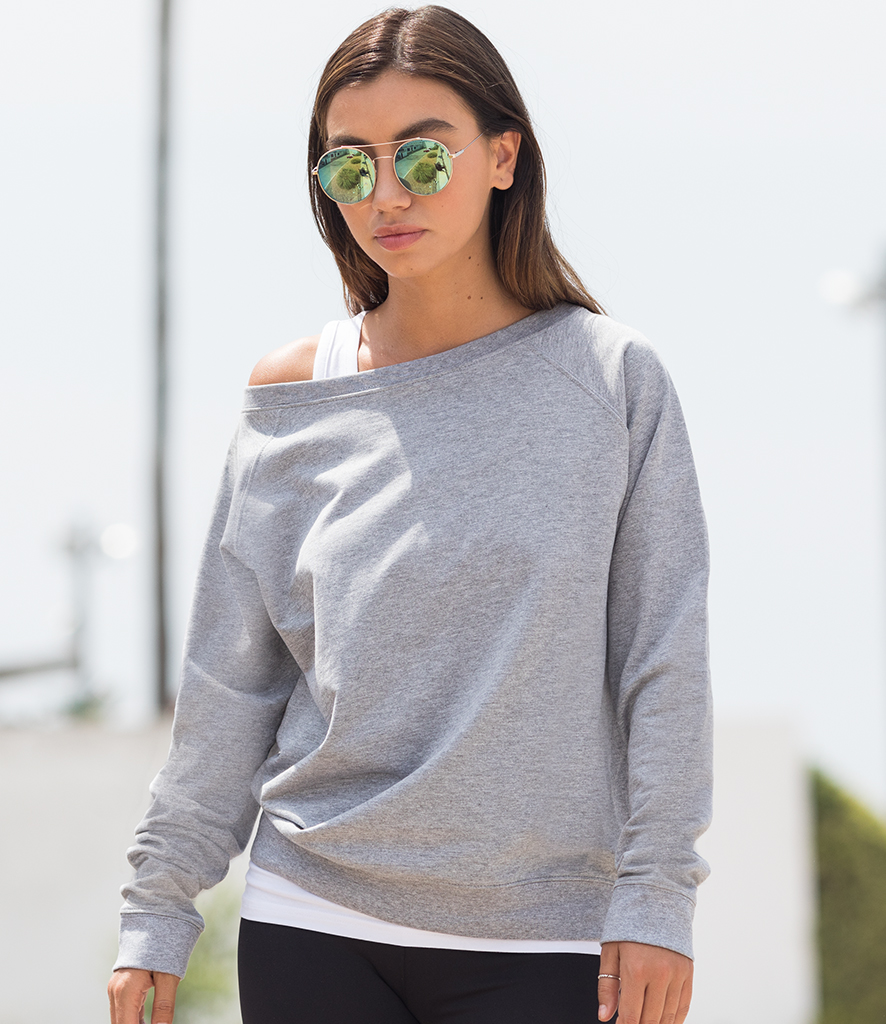 SF Ladies Slounge Sweatshirt