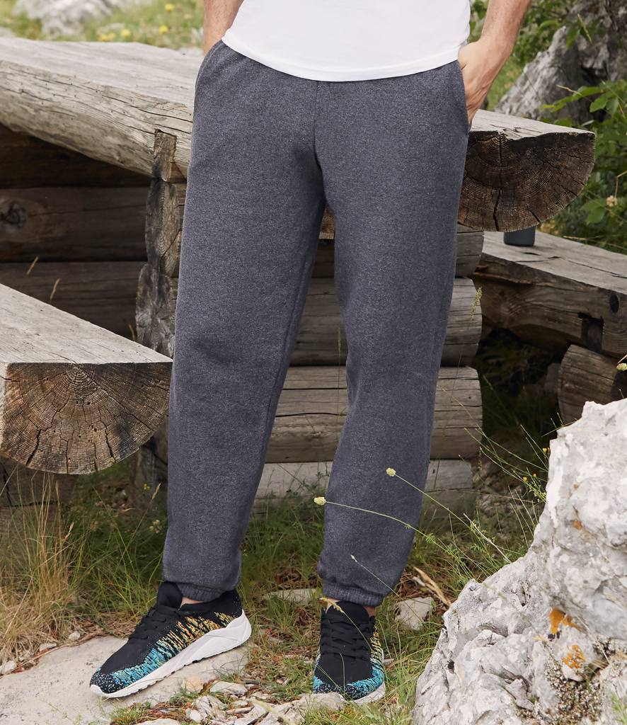 Fruit of the Loom Classic Elasticated Hem Jog Pants