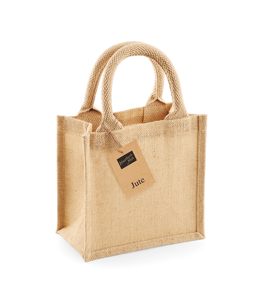 Westford Mill Jute Petite Gift Bag
