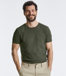 Russell Authentic Pure Organic T-Shirt