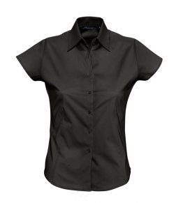 c88dfc21f67 SOL S Ladies Excess Short Sleeve Fitted Shirt