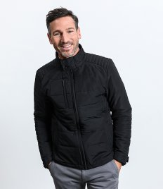 Russell Cross Padded Jacket
