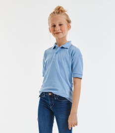 Jerzees Schoolgear Kids Hardwearing Poly/Cotton Piqué Polo Shirt