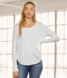Bella Flowy 2x1 Long Sleeve T-Shirt