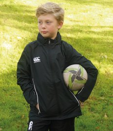 Canterbury Kids Team Rain Jacket