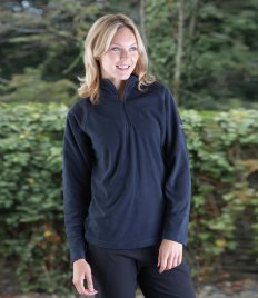 Craghoppers Ladies Basecamp Zip Neck Micro Fleece
