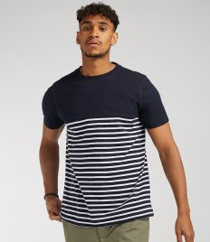 Front Row Breton Striped T-Shirt