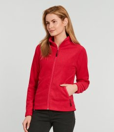 Gildan Hammer Ladies Micro Fleece Jacket
