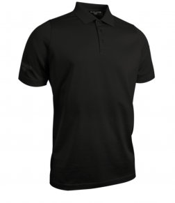 Glenmuir Plain Mercerised Polo Shirt