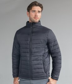 Henbury Unisex Padded Jacket