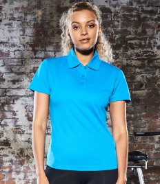 AWDis Just Cool Girlie Wicking Polo Shirt