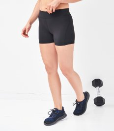 AWDis Cool Girlie Training Shorts