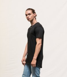 AWDis Westcoast Long Line T-Shirt