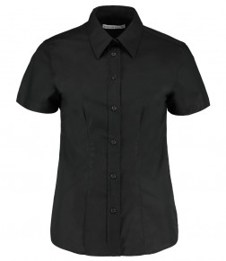 Oxford Shirts - Ladies Short Sleeve