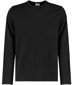 Kustom Kit Long Sleeve Fashion Fit Superwash® 60°C T-Shirt