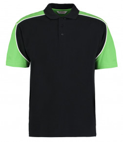 Gamegear® Formula Racing® Monaco Cotton Piqué Polo Shirt