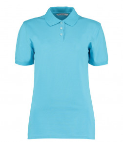 Kustom Kit Kate Ladies Cotton Piqué Polo Shirt