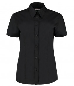 Kustom Kit Ladies Short Sleeve Classic Fit Workforce Shirt