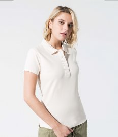 Kariban Ladies Organic Piqué Polo Shirt