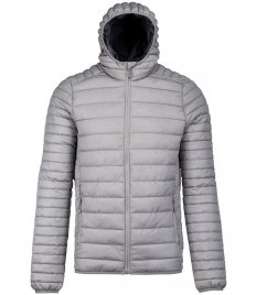 Kariban Lightweight Hooded Down Jacket