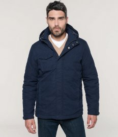 Kariban Hooded Parka Jacket
