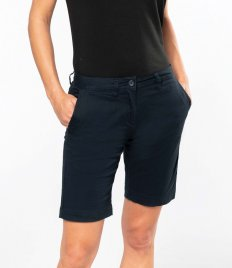Kariban Ladies Chino Bermuda Shorts