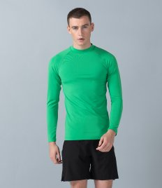 Finden & Hales Team Long Sleeve Base Layer