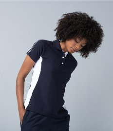 Finden & Hales Ladies Sports Cotton Piqué Polo Shirt