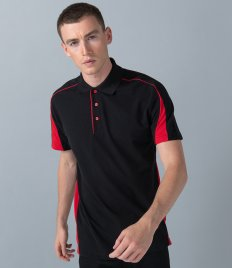 Finden and Hales Club Poly/Cotton Piqué Polo Shirt