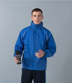 Finden & Hales Lightweight Showerproof Training Jacket