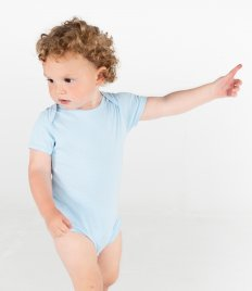 Larkwood Short Sleeve Baby Bodysuit