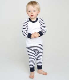 Larkwood Baby/Toddler Striped Pyjamas