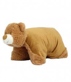 Mumbles Zippie Bear Cushion