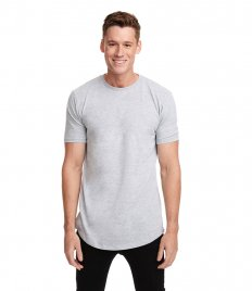 Next Level Long Body Cotton T-Shirt