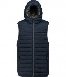 Proact Hooded Padded Bodywarmer