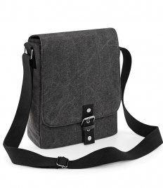 Quadra Vintage Canvas iPad®/Tablet Reporter