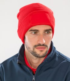 Result Genuine Recycled Thinsulate™ Printers Beanie