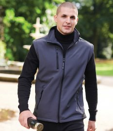 Regatta Sandstorm Workwear Soft Shell Bodywarmer