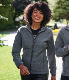 Regatta Ladies Salamba Marl Fleece Jacket