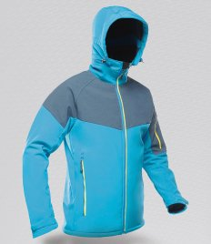 Regatta Dropzone II Reflective Contrast Soft Shell Jacket