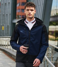 Regatta X-Pro Powergrid Hooded Soft Shell Jacket