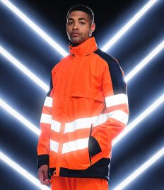 Regatta Hi-Vis Pro Contrast Insulated Jacket