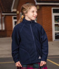 Result Kids/Youths Micron Fleece Jacket